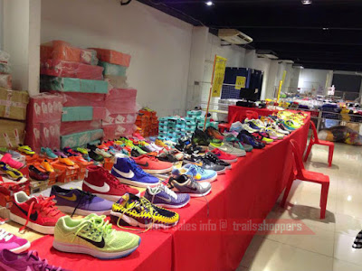 Jetz FFL Branded Warehouse Clearance Sale in Perak