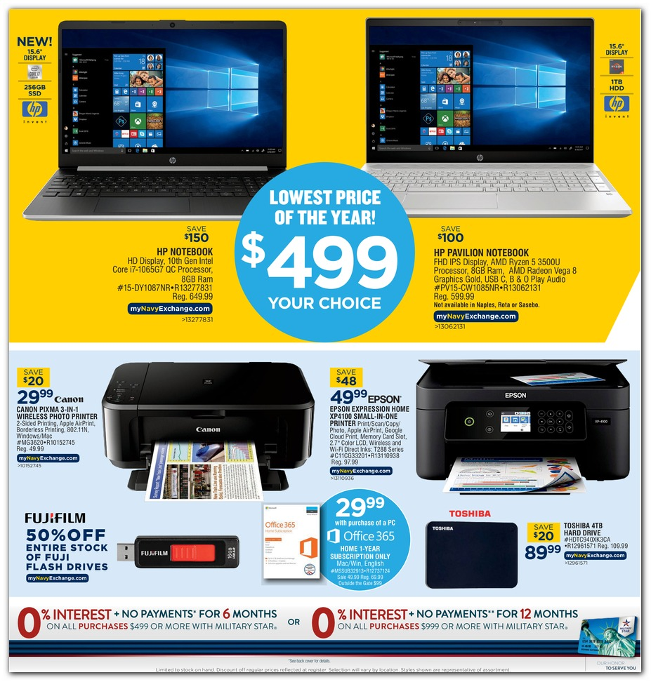 Navy Exchange Black Friday 2019 page 6