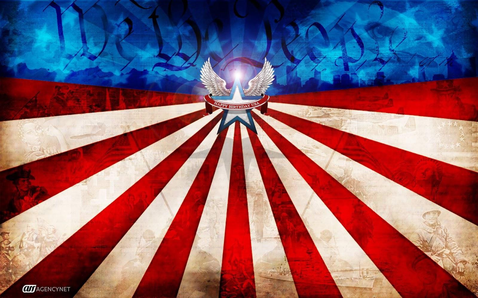 40 Patriotic Desktop 4th of July Wallpapers,