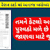 Know Your Entitlement Your RATION CARD : &ipds.gujarat.gov.in