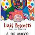 El cantautor Luis Pescetti y su banda presentan Queridos, un show para toda la familia, en la CDMX