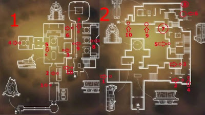 Styx Master, Shadows, SMOS, Mission 1, Gold Coin Locations