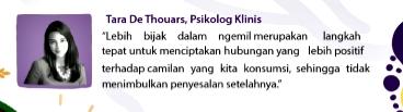 Psikolog Klinis, Tara De Thouars