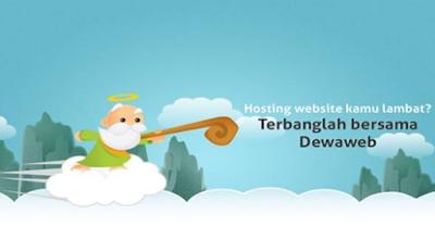 Layanan Web Hosting Indonesia Terbaik Super Cepat dan Aman