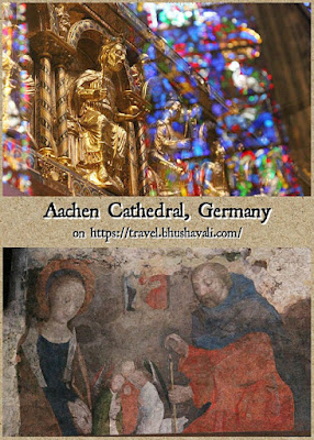 Aachen Cathedral Relics Pinterest