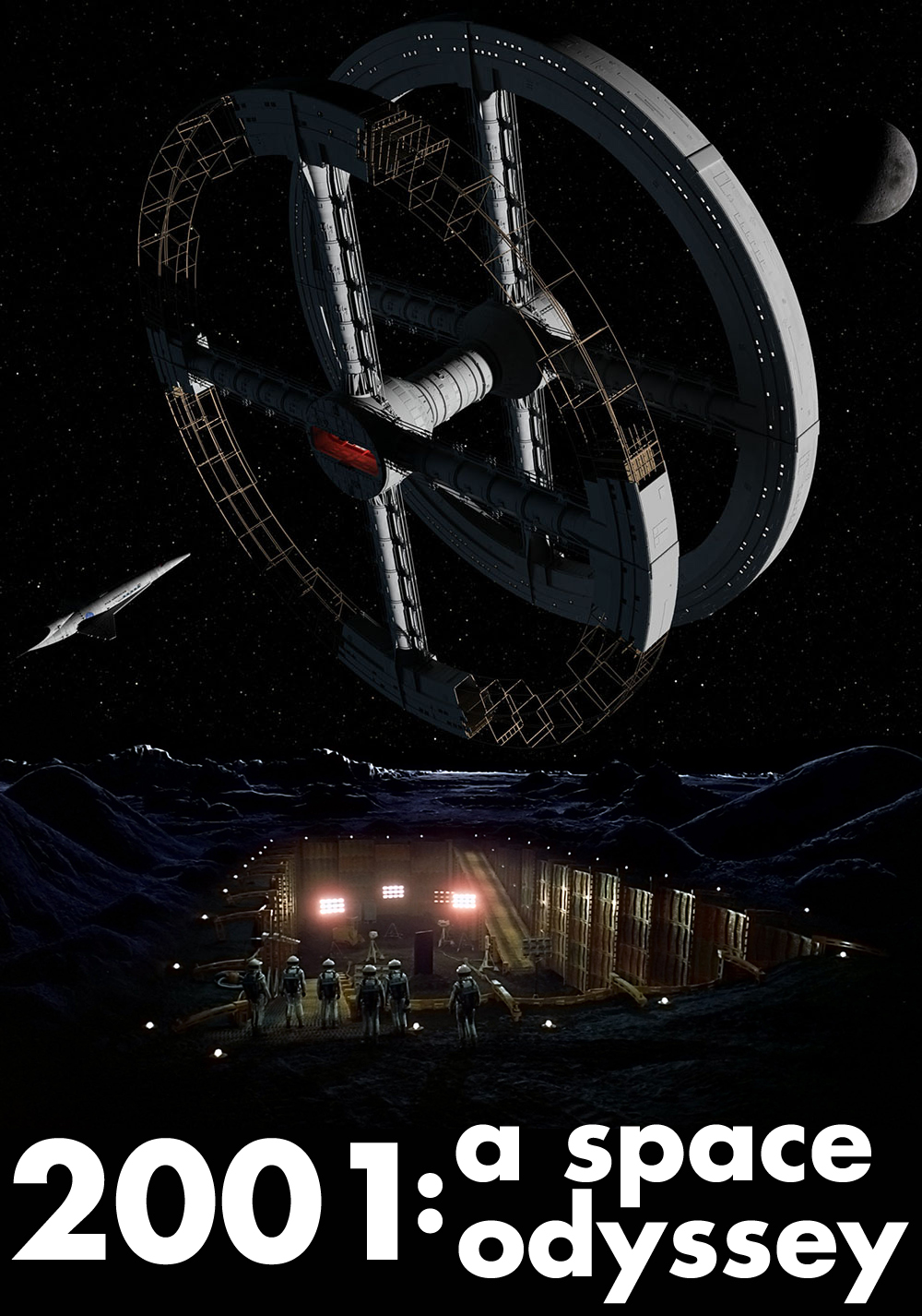 2001: A Space Odyssey จอมจักรวาล [HD][พากย์ไทย]