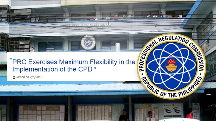 PRC breaks silence on CPD issues, spread of fake news