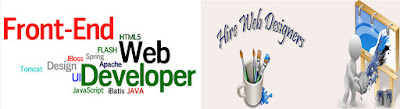Front End Developer / Sr. Web Designer
