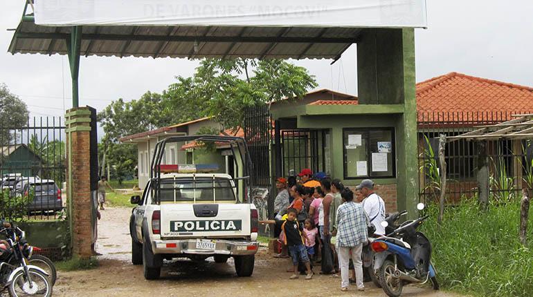 Mocoví es el segundo centro penitenciario con brote de Covid- 19 / APG ARCHIVO