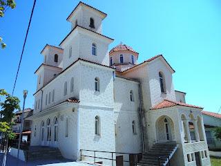 ναός του αγίου Δημητρίου στη Φλώρινα