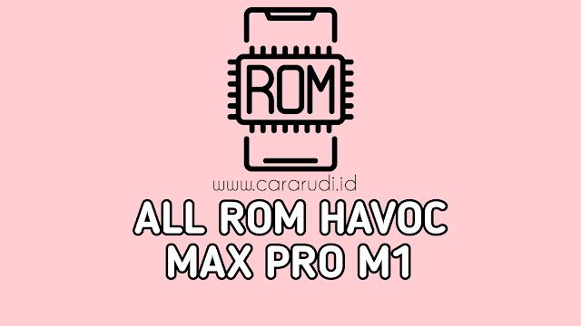ROM Havoc Max Pro M1