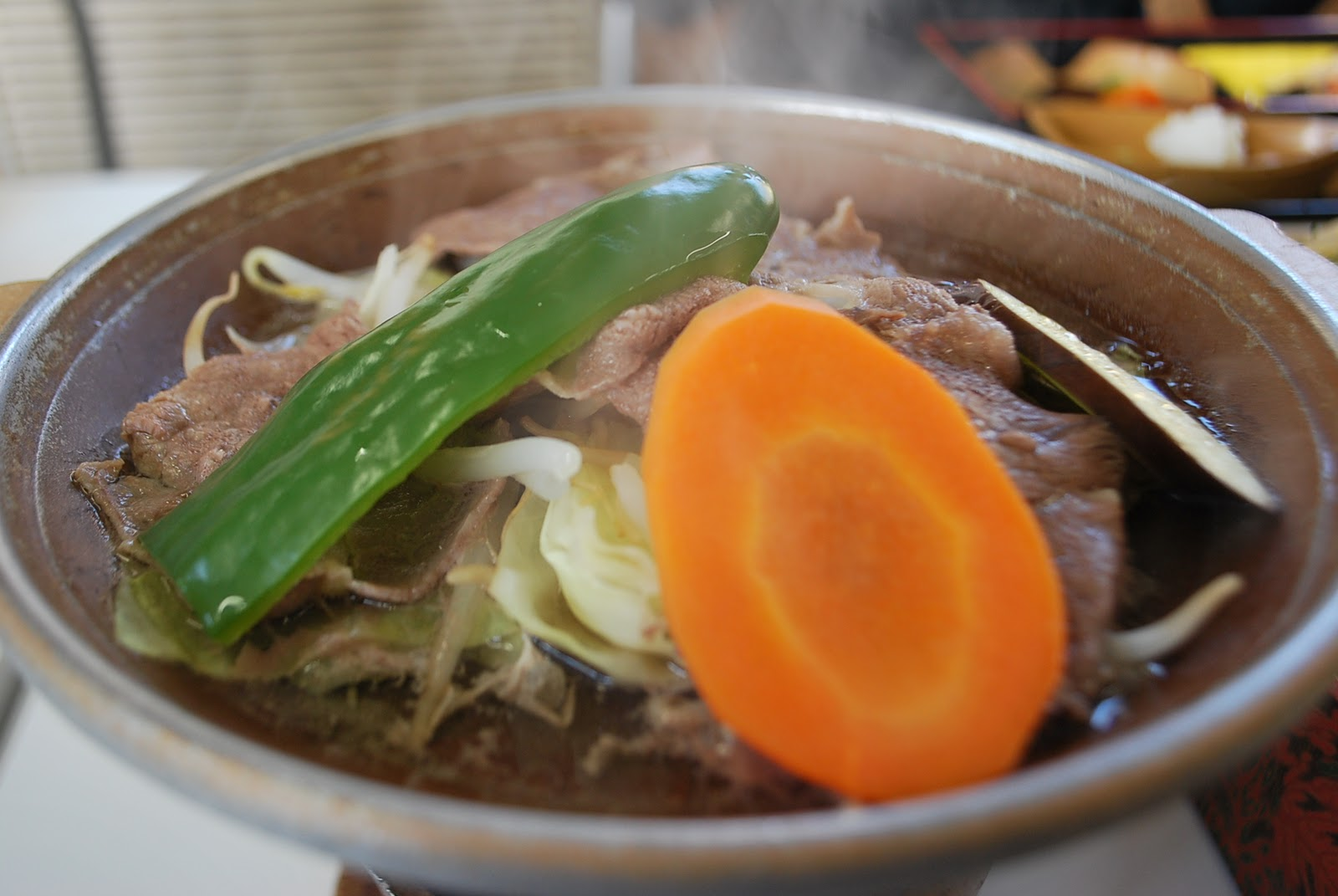 Glutton Anonymous: Japan Day Three: Of Breakfast Steaks