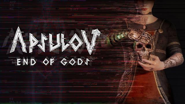 Apsulov: End of Gods, jogo de horror e aventura sci-fi, é anunciado para o Switch