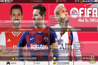 FIFA 2020 MOD FTS 2020