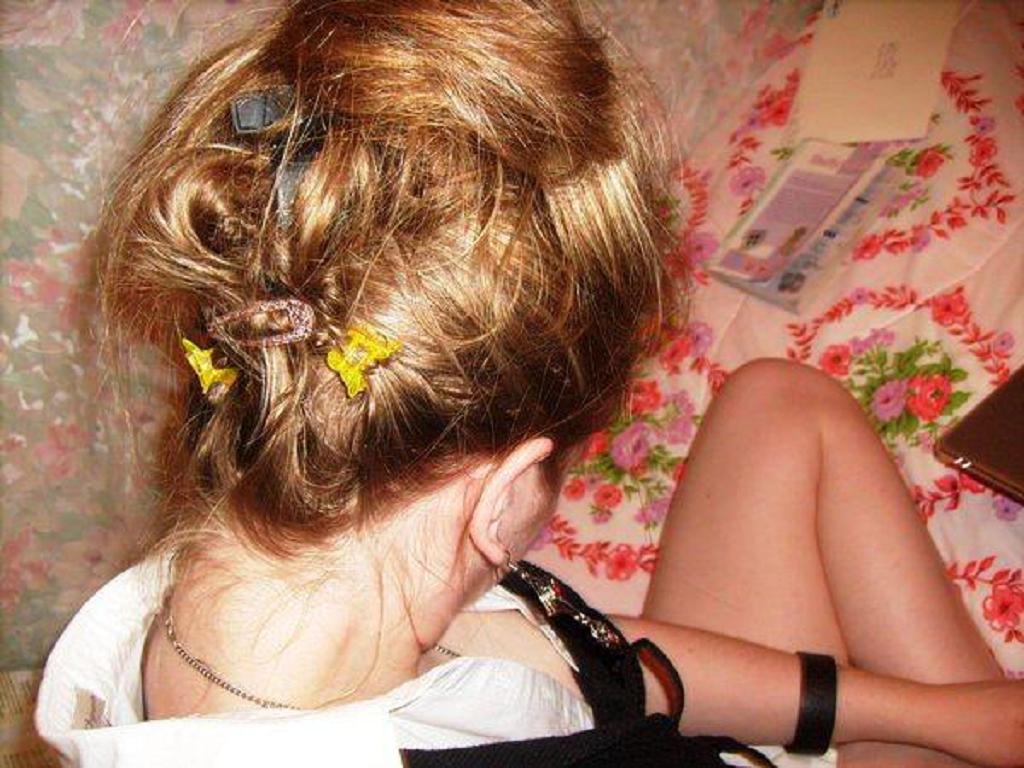 30 peinados bonitos y sencillos peinados cortes de pelo for Recogidos bonitos y sencillos