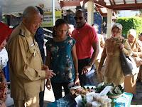 Sleman dan Republik Seychelles Jajaki Kerjasama Perdagangan