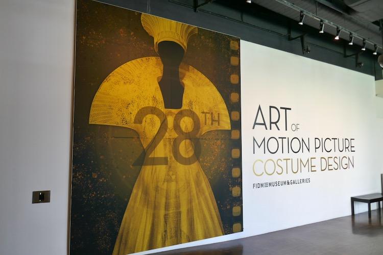 28th Art Motion Picture Costume Design exhibition