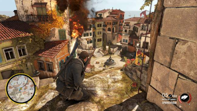 Game Sniper Elite 4 For PC Free Download