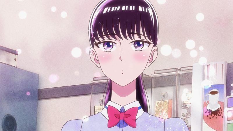 Anime romance lain garapan Wit Studio, namun berjenis Tv series