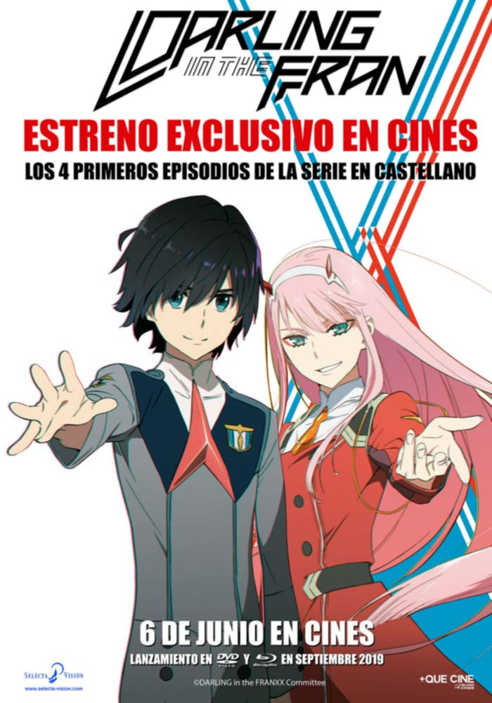 Darling in the Franxx - Selecta Visión