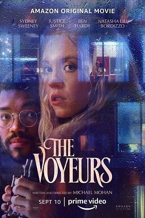 [18+] The Voyeurs (2021) 350MB Full English Download 480p Web-DL