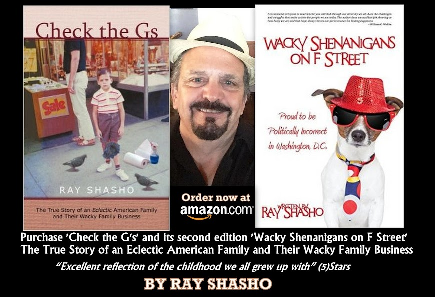 'Check the Gs' by Ray Shasho