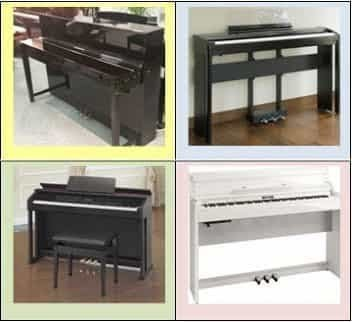 "AZ PIANO REVIEWS TOP 10 ""BIGGEST BANG FOR THE BUCK"" 2021 DIGITAL PIANOS"