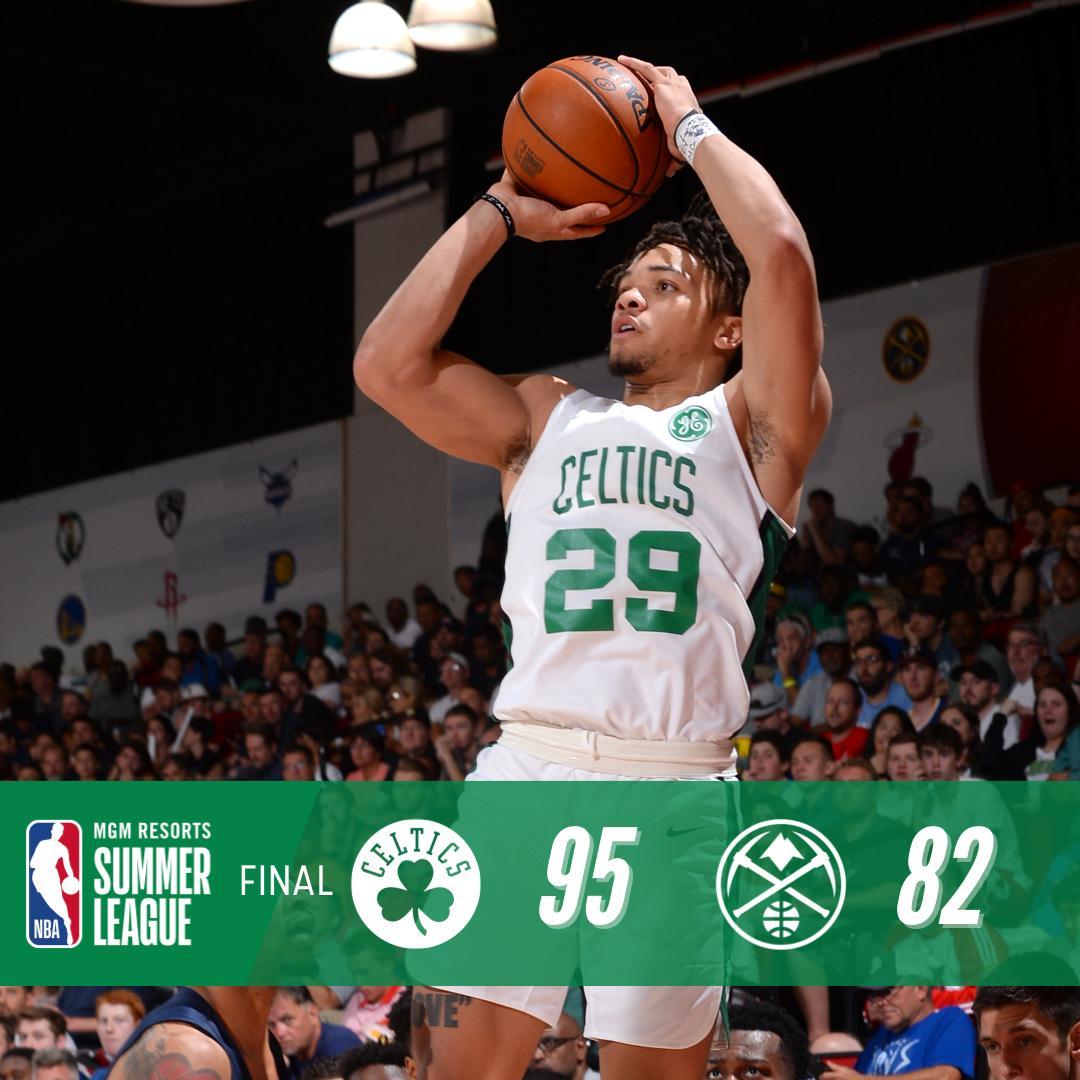 Video: Celtics 95, Nuggets 82 Highlights (SL Game #3