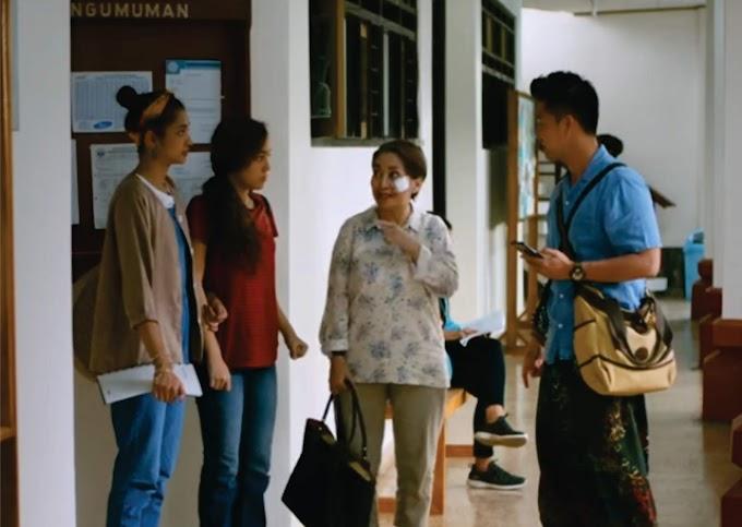 Film Mahasiswi Baru: Usia Lanjut Tidak Menghalangi Kuliah
