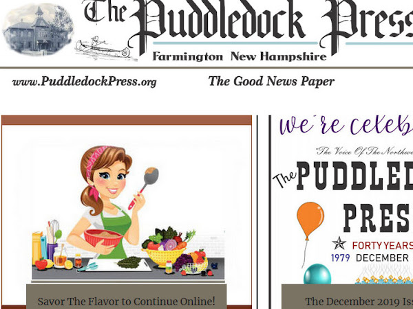 Local #FarmingtonNH Candidate Answers Updated At Puddledock Press