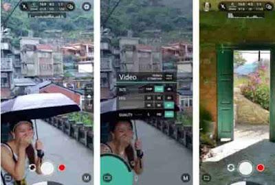 ProShot aplikasi fotografi android