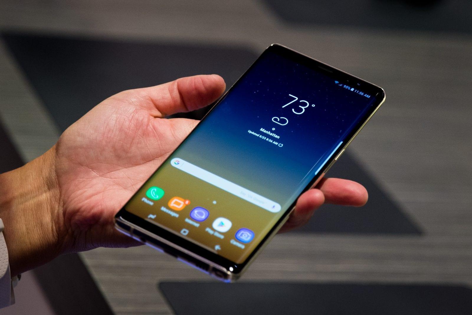 كيفية إعادة ضبط المصنع لهاتف Samsung