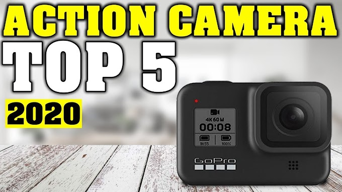 Best Top 4 Action Camera's Under 5,000 For YOUTUBER'S | 4K Action camera