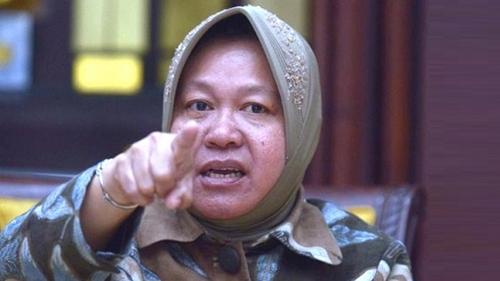 Terkenal Demen Marah-marah Sejak di Surabaya, Risma Cocok Jadi Aktris Antagonis