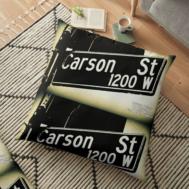 The Largest Archive of Street Signs on Apparel, Merch, and Other Cool Stuff!