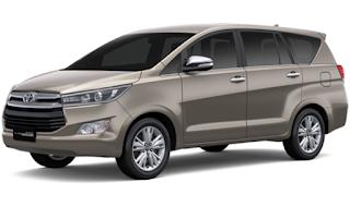 Gambar Toyota Kijang Innova Bandung