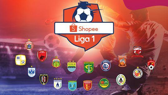 Jadwal  Liga 1 Senin 19 Agustus 2019
