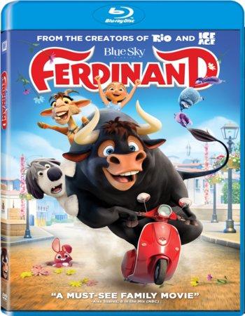 Ferdinand (2017) Dual Audio 720p