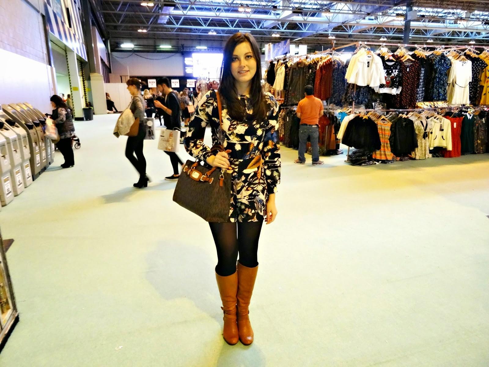 What to wear to the clothes show in birmingham?