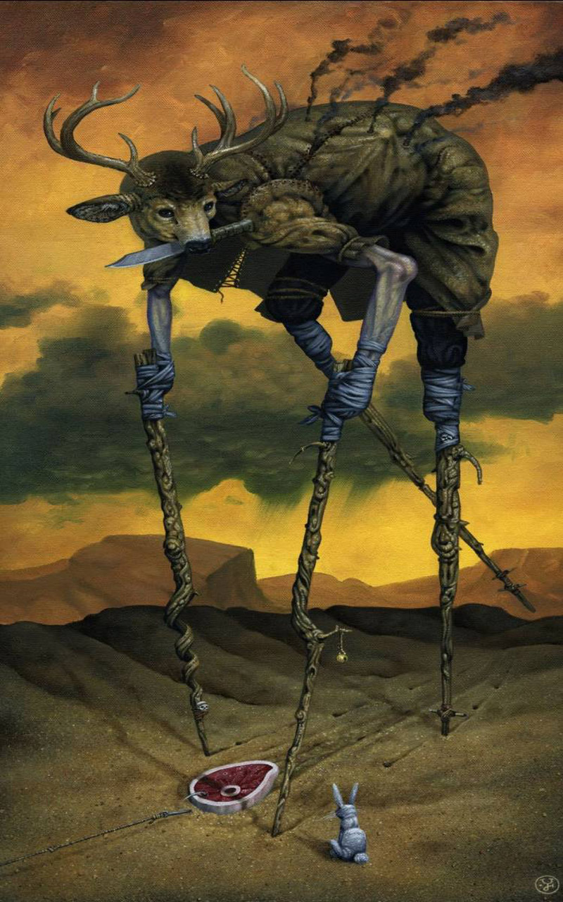 Surrealism And Visionary Art Jeff Christensen