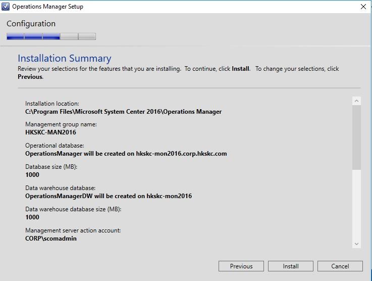 SCOM Agent failover | System Center Cloud and DataCenter
