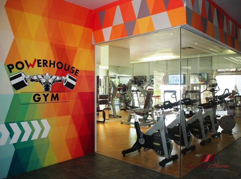 bintan lagoon resort leisure center powerhouse gym