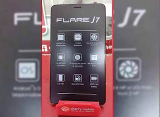 Cherry Mobile FLARE J7 stock rom