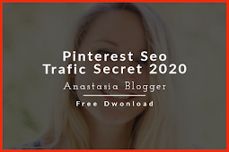 Anastasia Blogger – Pinterest SEO Traffic Secrets 2020 Free Download