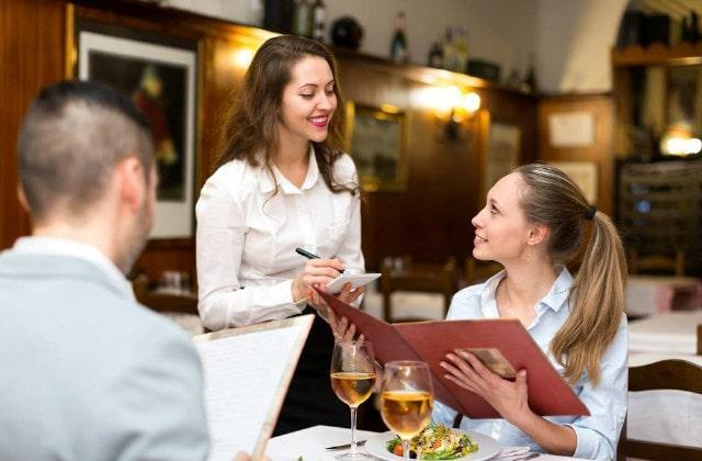 Hệ thống đo lường sự hài lòng khách hàng cho nhà hàng và quán cà phê