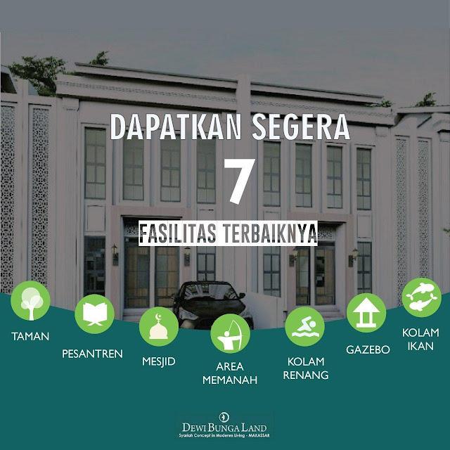 Sabran Property Syariah, Dewi Bunga Telkomas, Property Syariah, Makassar
