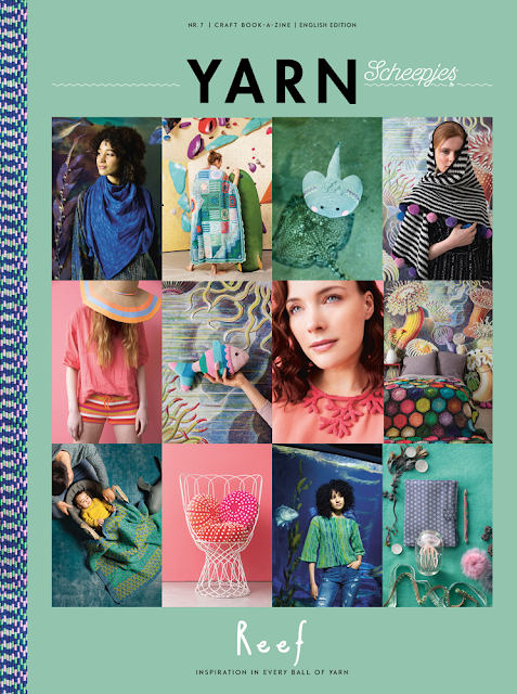 YARN Book-a-zine Reef (issue 7)