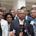 Legisladores de oposición se retiran de discurso de Danilo Medina; dicen prefieren escuchar los jóvenes de la Plaza de la Bandera