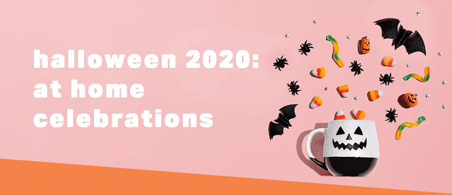 Halloween 2020 at Home Celebration