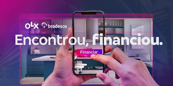 Campanha Digital reforça parceria do Bradesco com a OLX